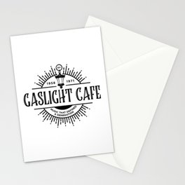 The Marvelous Mrs Maisel - GASLIGHT CAFE Stationery Cards