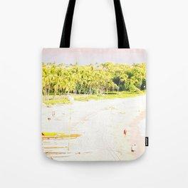 Mauna Kea Beach Tote Bag