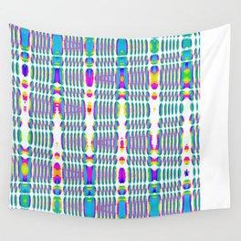 rhombus sky Wall Tapestry