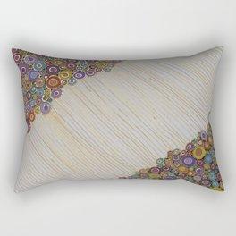 Connecting the Dots Rectangular Pillow