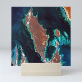 Shark Bay - Western Australia Mini Art Print