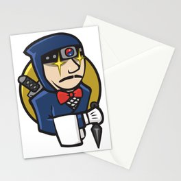 Ninja Jenkins Stationery Cards
