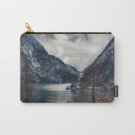 Winter Landscape #photography #sky Carry-All Pouch