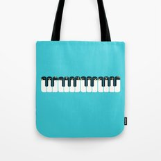The Choir of Antarctica Tote Bag