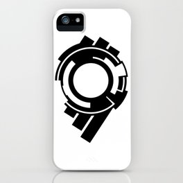 Ghost in the Shell - Symbol iPhone Case
