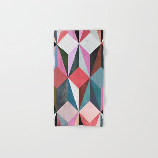 colour + pattern 21 Hand & Bath Towel