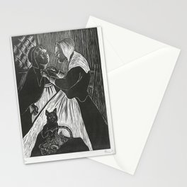 Heading Out For Salem Stationery Cards