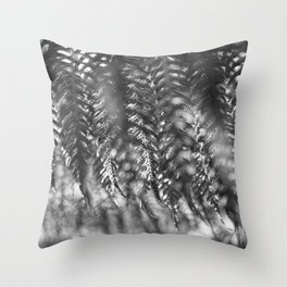 Delicate Release Throw Pillow