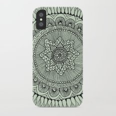 Mandala 3 iPhone X Slim Case