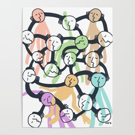 Connected Dreamers Poster