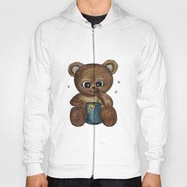Cute bear Hoody