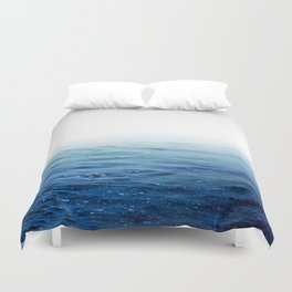 Calm Blue Ocean Duvet Cover