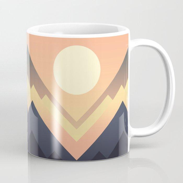 The Sun Rises Coffee Mug