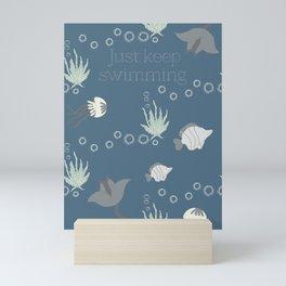 BEDTIME STORY 0016 Mini Art Print