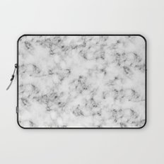Real Marble Laptop Sleeve