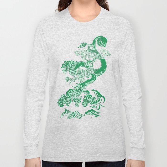 Shen-Lung Long Sleeve T-shirt