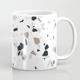 Terrazzo White Coffee Mug