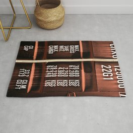 Rogue container Rug