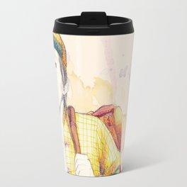 Short Round - Secondary character? Never! Travel Mug