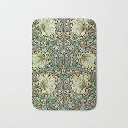 Pimpernel by William Morris Bath Mat