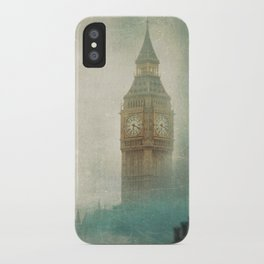 London Surreal iPhone Case