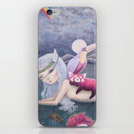 Escapism iPhone Skin