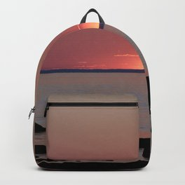 Last Light of the Day Backpack