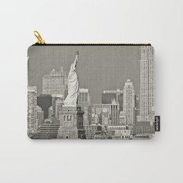 Returning Home - Home - N.Y.C.  Carry-All Pouch