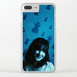 Mona Wilder on S2 Clear iPhone Case