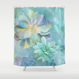 Montrose Molly Garden Shower Curtain