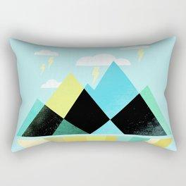 Void Dweller Rectangular Pillow