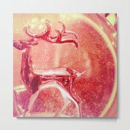 Reddeer. Metal Print