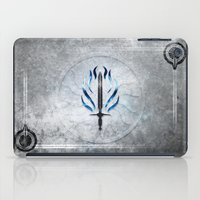 dragon age iPad Cases featuring Dragon Age Templar by Toronto Sol