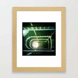 Ebb Framed Art Print
