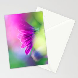 be inspired, creative and in love Stationery Cards
