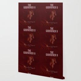 The Godfather, Part II, Robert De Niro, Francis Ford Coppola, alternative movie poster, cult film Wallpaper
