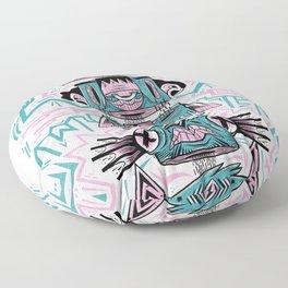Toto-Tem Floor Pillow