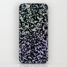 dead channel iPhone & iPod Skin