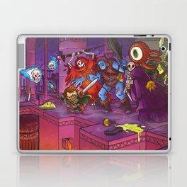 Perils of Delver Laptop & iPad Skin