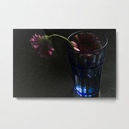 Blooming Gerbera Flower Metal Print