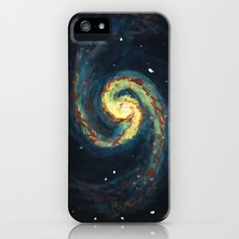 Integration iPhone Case