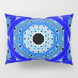 Not Quite Tangled Inside Out (Black Light Version) Pillow Sham