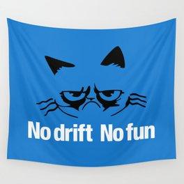 No drift No fun v6 HQvector Wall Tapestry