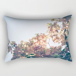 Trinitarias Rectangular Pillow