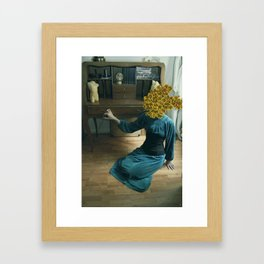 Inflorescencias 1 Framed Art Print