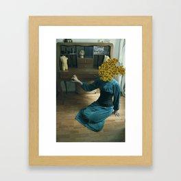 Inflorescencias 1 Framed Art Print