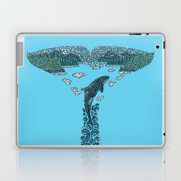 Glacier Bay II Laptop & iPad Skin