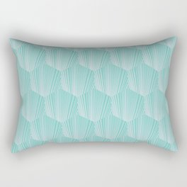 abstract octagone tiles pattern Rectangular Pillow