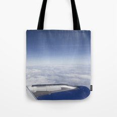 Freedom Of Flight Tote Bag