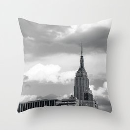 dimunitive empire... Throw Pillow